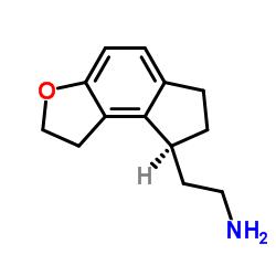 Suministro (S) -2- (1,6,7,8-Tetrahidro-2H-indeno [5,4-b] furan-8-il) etilamina CAS:196597-81-6