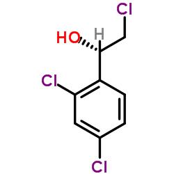 Suministro (S) -2-cloro-1- (2,4-diclorofenil) etan-1-ol CAS:126534-31-4