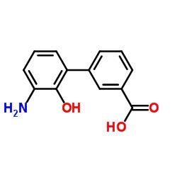Suministro Ácido 3- (3-amino-2-hidroxifenil) benzoico CAS:376592-93-7