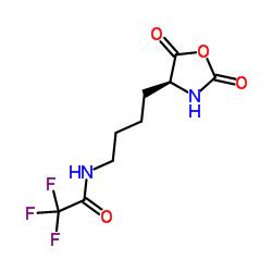 Suministro (S) -N- (4- (2,5-Dioxooxazolidin-4-il) butil) -2,2,2-trifluoroacetamida CAS:42267-27-6