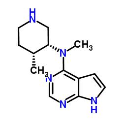 Suministro N-metil-N - [(3R, 4R) -4-metilpiperidin-3-il] -7H-pirrolo [2,3-d] pirimidin-4-amina CAS:477600-74-1