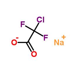 Suministro sodio, 2-cloro-2,2-difluoroacetato CAS:1895-39-2
