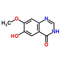 Suministro 6-hidroxi-7-metoxi-1H-quinazolin-4-ona CAS:179688-52-9