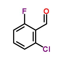 Suministro 2-cloro-6-fluorobenzaldehído CAS:387-45-1