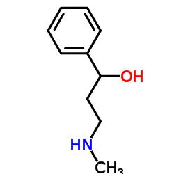 Suministro 3-hidroxi-N-metil-3-fenil-propilamina CAS:42142-52-9