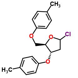 Suministro CLORURO DE 3,5-DI-O- (P-TOLUYL) -2-DEOXY-D-RIBOFURANOSYL CAS:4330-21-6