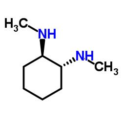 Suministro trans-N, N'-dimetilciclohexano-1,2-diamina CAS:67579-81-1