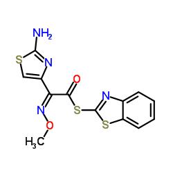 Suministro S-2-benzotiazolil 2-amino-alfa- (metoxiimino) -4-tiazoetiolacetato CAS:80756-85-0