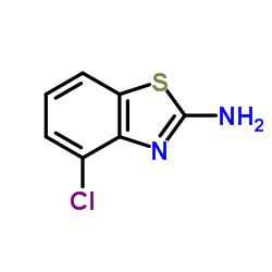 Suministro 4-cloro-1,3-benzotiazol-2-amina CAS:19952-47-7