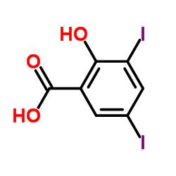 Suministro Ácido 3,5-diiodosalicílico CAS:133-91-5